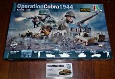 Italeri 6116 Operation Cobra 1944 M1 72 Bausatz