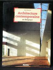 Geert Bekaert Architecture contemporaine en Belgique Racine