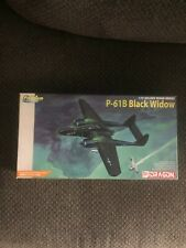 Dragon 1/72 P-61B Black Widow