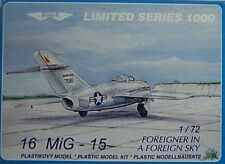 Aero Team 1/72  16 Mig-15 Vintage Kit 7205 New