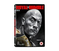 WWE Royal Rumble 2013 [DVD] NEU DEUTSCH The Rock vs. CM Punk
