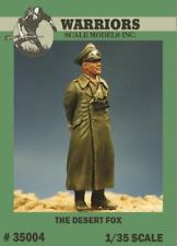 Warriors 1:35 The Desert Fox Rommel Resin Figure Kit #35004