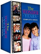 THE WONDER YEARS COMPLETE SERIES SEASONS 1-6 22 DVD Box Set