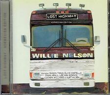 CD - WILLIE NELSON - Lost Highway