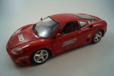 Bburago Burago Modellauto 1:18 Ferrari 360 modena Challenge 1999 Nr. 360