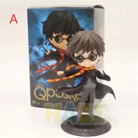 Hot Movie Harry Potter Q Ver. 14cm PVC Figure Model Toy Big Eyes Kids Gifts New