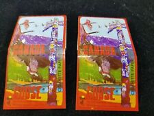 Canada Goose- Vintage Cigarette Rolling Papers Lot RARE Look (2 packs)*50 papers