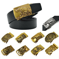 Delicate Vivid Fashion Animal Alloy Pin Buckle For 38-40mm Belt