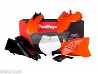 Kit plastiques Polisport  Couleur Origine Pr KTM SX65 2012-2015