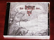 Destroyer 666: Cold Steel For An Iron Age CD 2012 Reissue Bonus Track SOM NEW