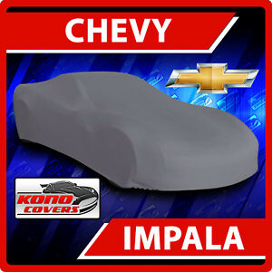 1994-1996 Chevy Impala CAR COVER - ULTIMATE® HP 100% All Season Custom-Fit!!