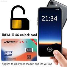2019 iDeal II Unlock Turbo Sim Card For iPhone X 8 7 6S 6Plus 5/5S SE LTE 4G Hot