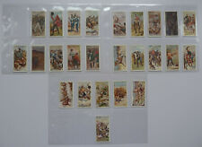 More details for player's cigarette cards - victoria cross full set of 25 dated 1914