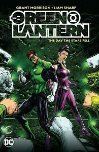 GREEN LANTERN The Day The Stars Fell | New TPB | Includes Annual #1