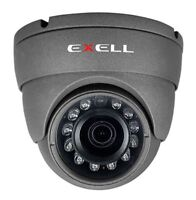 EXELL 2mp 1080P 4 IN 1 3.6mm WDR CVI TVI AHD ANALOGUE Dome Camera IR 15m IP66