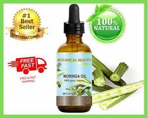 Aceite De Moringa Organico Para La Cara El Cuerpo Cabello Piel Radiante Face Oil
