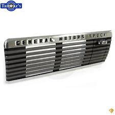 """47-54 """" GENERAL MOTORS TRUCK """" Chrome Dash Speaker Vent Grille Bezel w/Ashtray"""