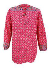 Nanette Lepore Women's Pretty Tough Cover-Up Tunic XS, Ruby