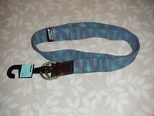 John Lewis Belt 32-34in MEDIUM Cotton and Polyester RRP £18.00