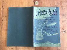 l aero revue numéro 9 1907