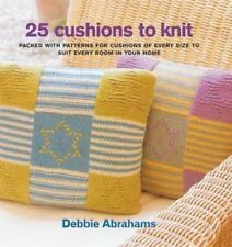 25 Cushions to Knit - Fantastic Cushions for Every Room in Your Home ~ PILLOWS