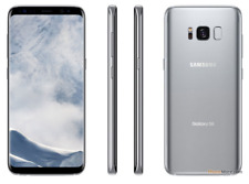 "6.2"" Samsung Galaxy S8+ G955U 64GB T-Mobile AT&T GSM Unlocked Cellphone 3 Colors"