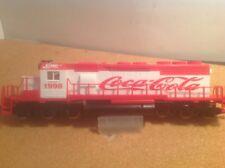 Coca cola.Sd40 locomotive Custom Decales  by IHC methano ho new