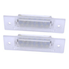 2xCar LED License Number Plate Light Fit For Porsche 964 968 986 993 996 Boxster