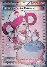 Dame du Centre Pokemon - XY2:Etincelles -105/106 - Carte Pokemon Neuve Française