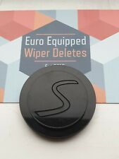 Engraved S Wiper Delete Bung Dewiper Blank Mini R50 R53 Cooper Jcw GP 02-06