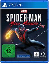 Marvel's Spider-Man: Miles Morales +Pre Order Bonus - PS4 / PlayStation 4  - DE