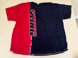 Sting Red and Black T-Shirt TNA Wrestling Impact 3XL WWE WCW NWA Joker Crow