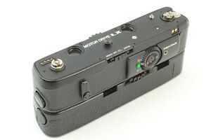【As-Is】 Pentax LX Motor Drive Winder + Ni-Cd Battery Pack For LX From JAPAN 1344