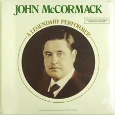 John McCormack:A Legendary Performer RCA Red Seal Digitally Restored MONO~SEALED