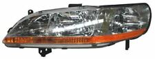 for 2001 2002 Honda Accord Sedan Coupe LH Left Driver Headlamp Headlight 01 02