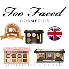 Faced Amor, funfetti, Too Paleta de maquillaje, ojos, cejas Envy 100% Genuino!