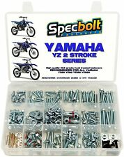 296pc Bolt Kit Yamaha YZ 80 85 125 250 WR YZ125 YZ250 plastics body engine frame