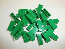 LEGO CLASSIQUE/STAR WARS/CITY 30 Pièces de construction 3622 en vert 1x3