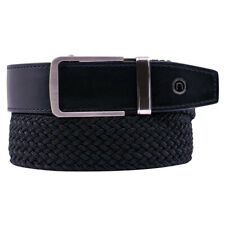 New 2019 Nexbelt Golf Belts Braided Black Cut To Fit Up To 50