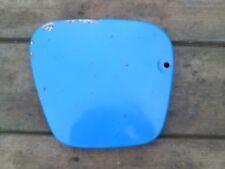 YAMAHA V50 RIGHT HAND SIDE PANEL. BLUE. V75, V90
