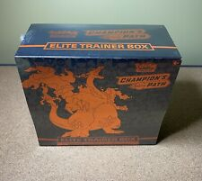 Pokemon Champion's Path Elite Trainer Box - BRAND NEW / SEALED Charizard ETB