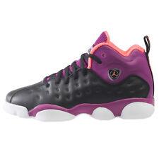 57675c8c0c8 Jordan Jumpman Team II GG Girl s Shoes Sz.6 Y US Black purple NWOB