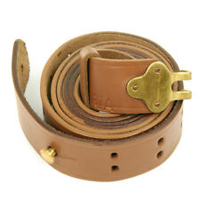 U.S. M1887 Springfield Trapdoor and Krag Rifle Leather Sling