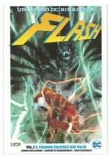 comics - FLASH N. 1 - REBIRTH ULTRALIMITED - lion nuovo dc