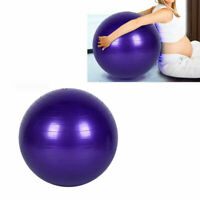 Yoga Ball Fitness Exercise Training Balance Yoga Class Core Gymball PVC 45cm