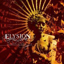 ELYSION - SOMEPLACE BETTER (LTD.DIGIPAK)  CD NEU
