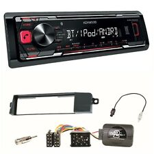 Kmm-bt203 USB mp3 Autoradio FLAC Bluetooth iPhone Kit Installazione per BMW e46