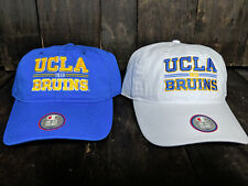 huge discount 93594 2db0b UCLA Bruins Lot of two NWT Hats Blue   White Champion Strapback 3D  Embroidered