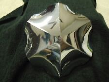 1995-1999 Oldsmobile Aurora Center Cap Hubcap Chrome OEM