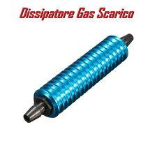 Dissipatore Gas scarico per 1/8 Buggy 1/10 per Novarossi Sirio SM Picco ecc BLU